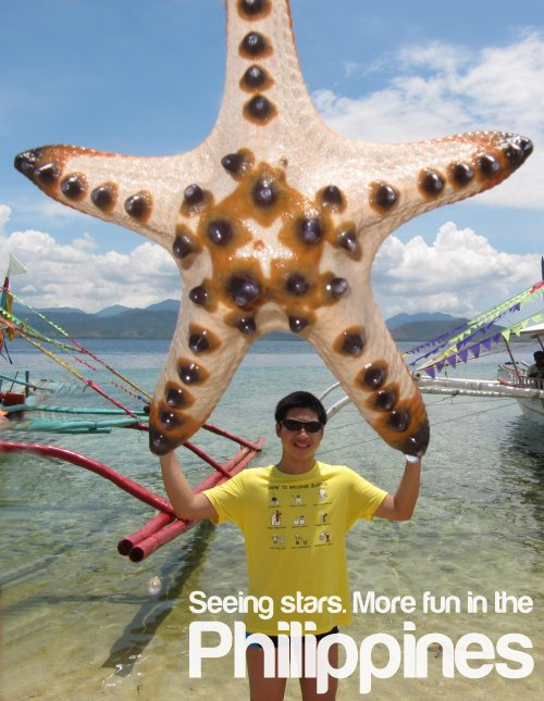 Seeing Stars - More Fun in the Philippines